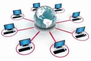 network of nodes(Blockchain)