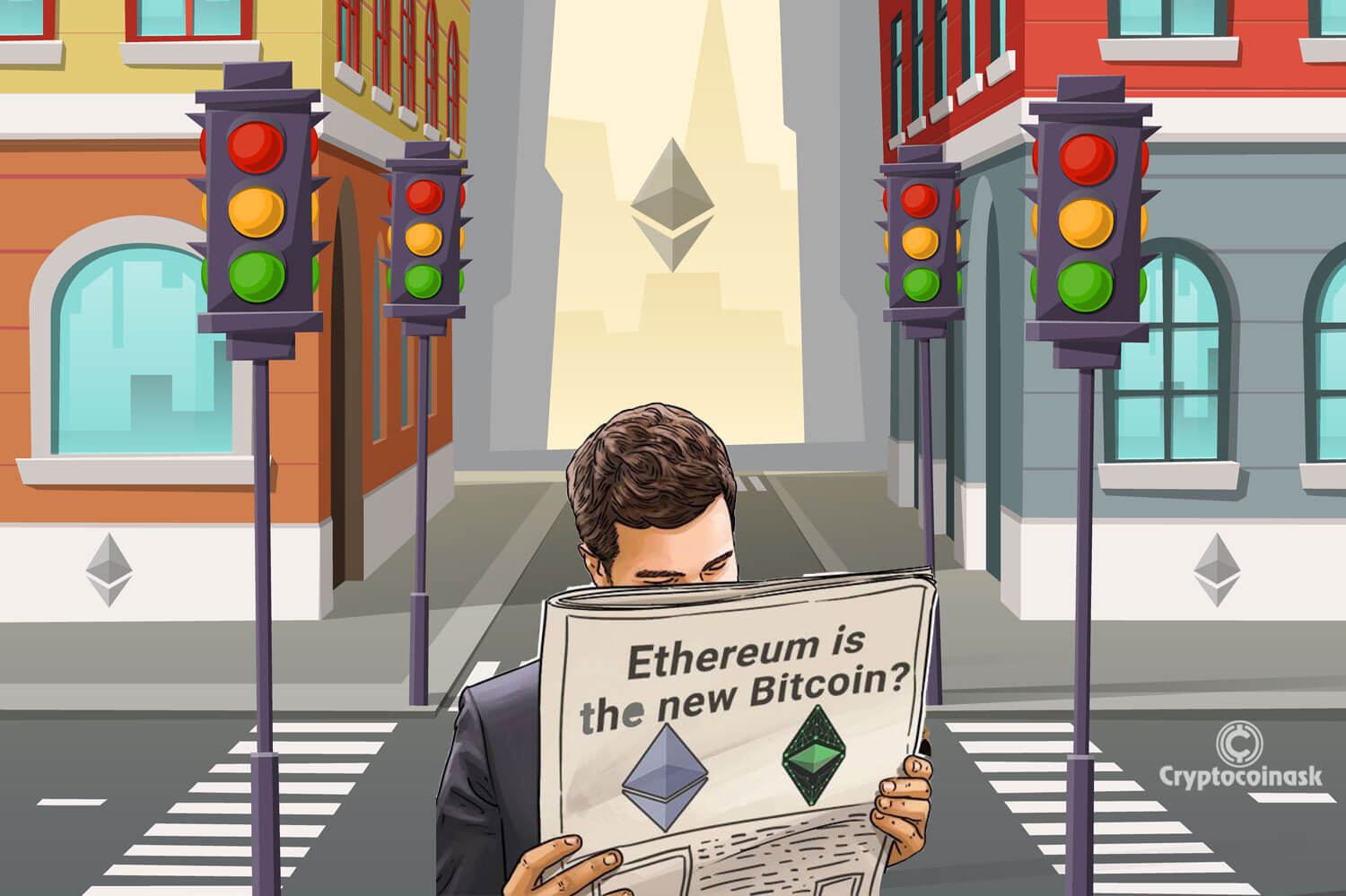 Ethereum is the new Bitcoin?