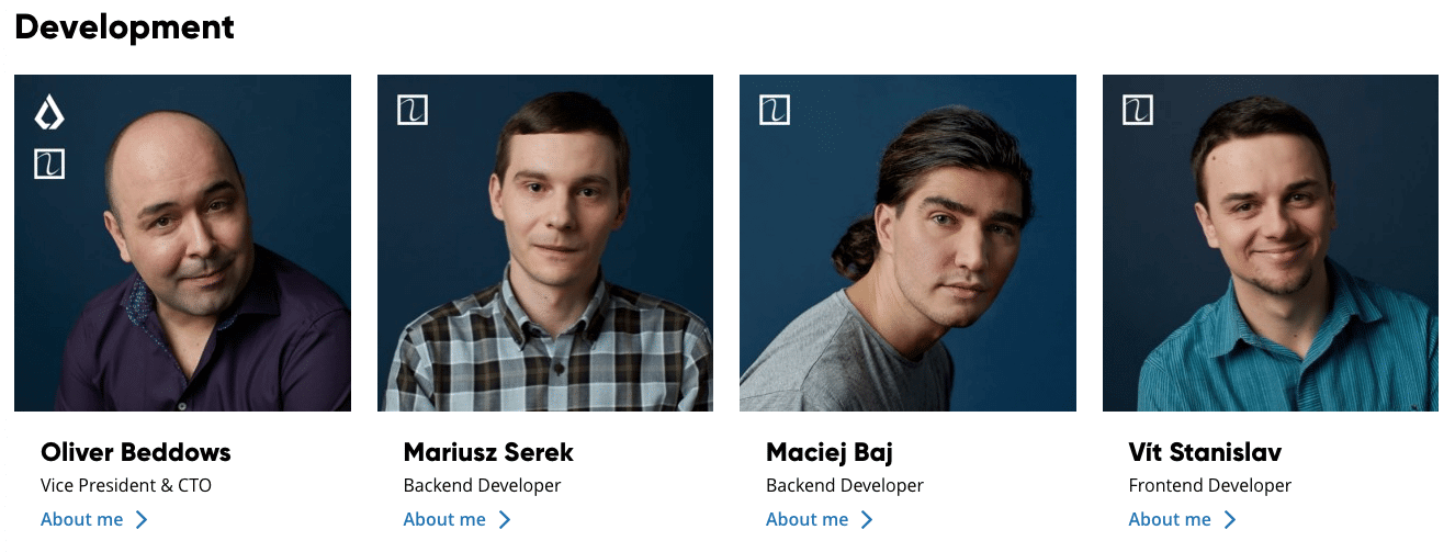 Lisk team (development)