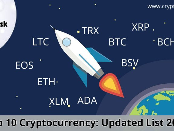 Top-10-Cryptocurrency