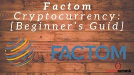 Factom Cryptography