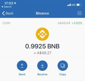 Send coin