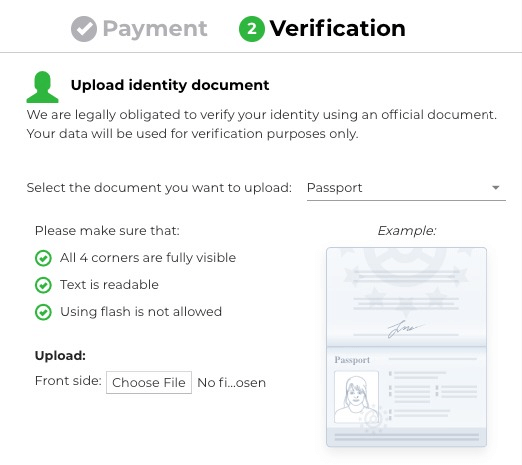 Verify Documents